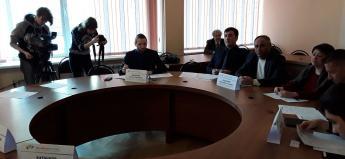 «Евразийский экспресс» презентовал конкурс молодежных проектов