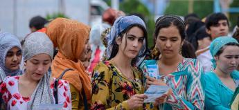 В столице Таджикистана зазвучит «Голос молодежи»