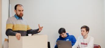 В рамках школы педагогических отрядов обсудили вопросы медиабезопасности