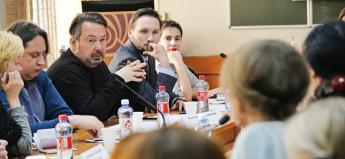 """Специалисты """"Центра мониторинга социальных сетей"""" продолжают встречи по вопросам медиабезопасности"""