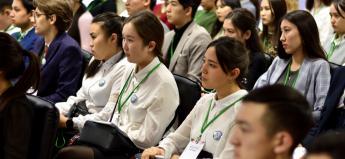 Волонтёры дружбы: молодёжь Казахстана и России обменялась опытом организации волонтёрской деятельности