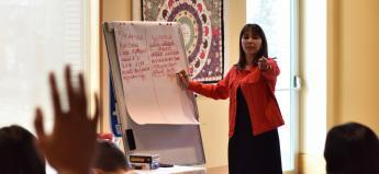 Второй молодёжный форум «Волонтёры дружбы» состоялся в Таджикистане с участием южноуральских общественников