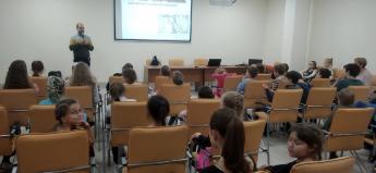 Челябинские школьники узнали о том, как защитить себя в Сети