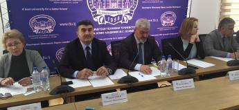 Развитие молодежной дипломатии обсудили представители Южного Урала в Душанбе