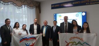 Павлодар – новая площадка молодежного сотрудничества России и Казахстана